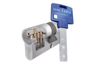 Mul-T-Lock Interactive+ dubbele cilinder SKG***