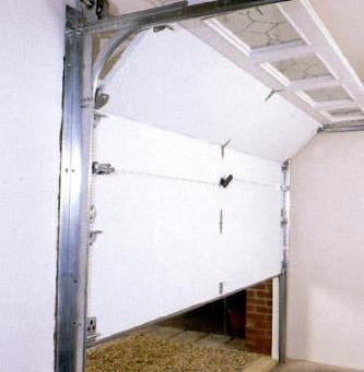 SECTIONAAL-deuren slot